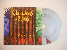 CHAKADEMUS & PLIERS : TEASE ME [CD SINGLE PORT GRATUIT]