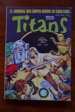 Bd -Titans-  n° 21 EO - 1979 Très Bon Etat.