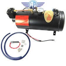 DC 12V 150PSI Truck Pickup On Board Air Horn Air Compressor With 3 Liter Tank