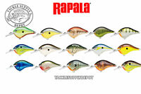 Rapala DT-6 Crankbait DT06 Basla Wood Dives to 6 ft.2in 3/8oz - Pick