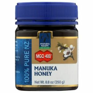 MGO 400 Plus Manuka Honey 8.8 Oz  by Manuka Health