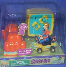"""Scooby Doo Full Function Radio Remote Control 3"""" Shaggy Bone Charger car New"""