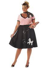 "California Costumes ""50's Sweetheart"" Adult Costume Size 3XLarge (20-22) #01680"