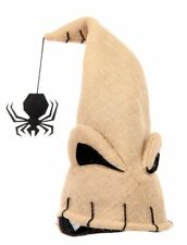 Disney Nightmare Before Christmas Oogie Boogie Santa Plush Hat