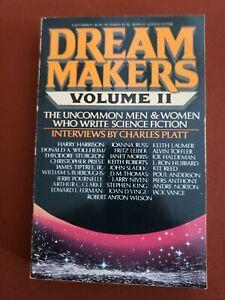 DREAM MAKERS, VOL. 2 By Charles Platt VG