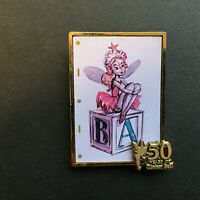 WDW - 50 Years of Tinker Bell Series Pin #2 February - LE 5000 Disney Pin 19334