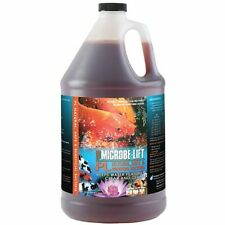 MICROBE-LIFT PL 1 GALLON KOI POND WATER CLARIFIER 10PLG4 BENEFICIAL BACTERIA