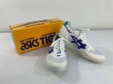 Asics Tiger Harrier Vintage (White Blue Violet) Track Running Shoes Men's Size 9