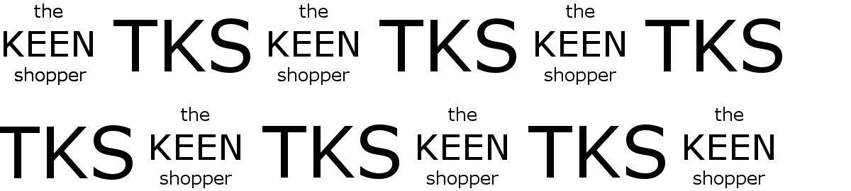 The Keen Shopper (TKS)