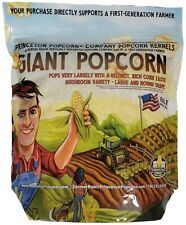 Giant Popcorn Kernels by Princeton Popcorn Farm Grown 8lbs