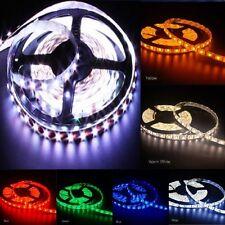 5m LED Stripe 12V Dimmbar RGB RGBW warmweiβ Streifen 5050 SMD IP20 Lichtleiste