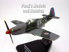 North American P-51 Mustang 3 Sqn RAAF 1/72 Scale Diecast Metal Model by Oxford