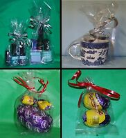 Clear Cello Gusset Bags Party Bags Favour Crafts Sweets Treats Gifts Cellophane