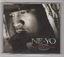 (HB40) Ne-Yo, Because Of You - 2007 DJ CD