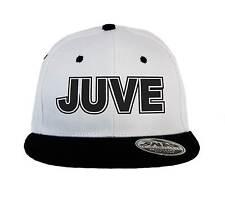 Hat Juve, SnapBack Cap Sport, squadra Football A League, white visor black