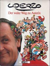 Uderzo - Der weite Weg zu Asterix - mit Schuber Ehapa / Horizont Verlag