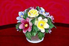 Vintage 'St Michael' Porcelain Flower Bowl