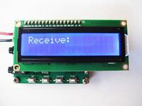 DT210 Decoder Encoder DTMF Audio Decoding LCD Display Instruments Module New
