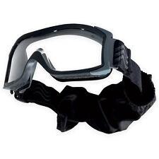 BOLLE Tactical X1000 DOPPIA LENTE balistica sicurezza militare esercito occhiali lente chiara