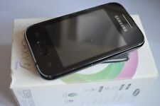 Samsung Galaxy Y GT-S5363 - Metallic Grey (Unlocked) Smartphone BOXED