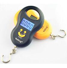 50KG Digital Luggage Travel Portable Weighing Scale Suitcase Handheld Pocket
