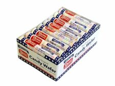 Necco 3 lb Assorted WAFERS 24 Count Sealed Box Original Classic Candy Since 1847