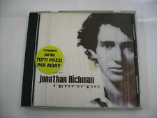 JONATHAN RICHMAN - I MUST BE KING : THE BEST OF - CD EXCELLENT CONDITION 1998