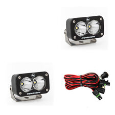 Baja Designs ATV S2 Sport Pair Spot LED Lights