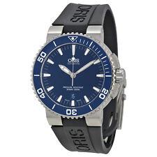 Oris Diving Aquis Date Mens Watch 733-7653-4155RS