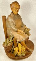 LEAH-R 1986~Tom Clark Gnome~Cairn Item #1144~Edition #97~COA & Story Included