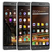 "XGODY Cheap Unlocked 6"" Android 5.1 Smartphone straight talk Quad Core 2Sim 3G"