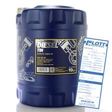 Mannol 10L Motoröl Diesel TDI 5W-30 Motorenöl für MERCEDES / VW / BMW / OPEL