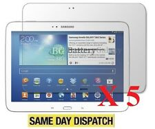 5 X Samsung Galaxy Tab 3 10.1 P5200 P5210 protezioni dello schermo LCD Sottile Film Copertura