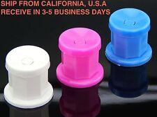 3Pcs Plastic Dappen Dishes For Acrylic Liquid