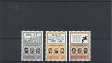 Faroe Islands Foroyar 1988 MNH Christmas Meeting Establish National Movement