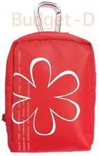 Golla Red Digi Bag Camera Case Canon Olympus Sony Fuji