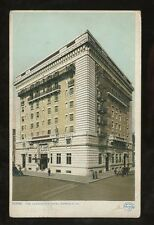 HOTEL LYNNHAVEN...NORFOLK VIRGINIA USA 1908 POSTED PPC
