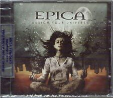 EPICA DESIGN YOUR UNIVERSE SEALED CD NEW