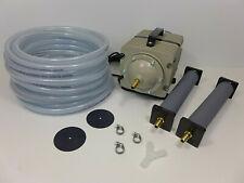 Hailea ACO-500 / 300A Sauerstoffpumpe Teichbelüfter Luftkompressor Belüfter Set
