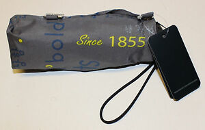 besonders kleiner Taschenschirm, Original Kobold, Minischirm, leicht, windstabil