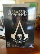 Xbox 360 Assassin's Creed 4 Black Flag Limited Collectors Edition no game