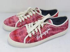 NAPAPIJRI Leinenschuhe Sommer Schuhe Sneaker rosa Gr. 40 NEU 59,95