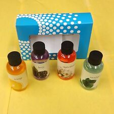 Rainbow Vacuum Eucalyptus berry Orang Scent Drops Air Freshener Fragrance 4 Pack