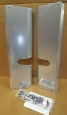 HGV DAF CF/XF 2006 ONWARDS  pair mirror covers guards CUTOUT chrome silver