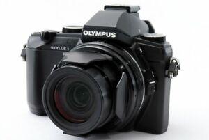 OLYMPUS STYLUS 1 12.0MP Digital Camera [Exc w/Box,8GB SD Card [643]