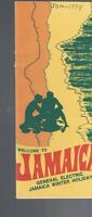 Welcome to Jamaica Brochure 1974 General Electric Holiday
