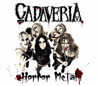 CADAVERIA - Horror Metal - CD