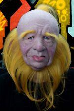 """Sad Dwarf"" Silicone Mask  Hand Made, Halloween High Quality, Realistic Unique"
