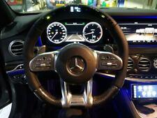 Genuine 2019 AMG model LED Carbon Steering Wheels for All Mercedes models 2014+