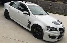 VE HSV VECTOR VENTS/FLUTES-SV BLACK EDITION-CLUBSPORT-SENATOR-GTS-MALOO-GXP-R8.